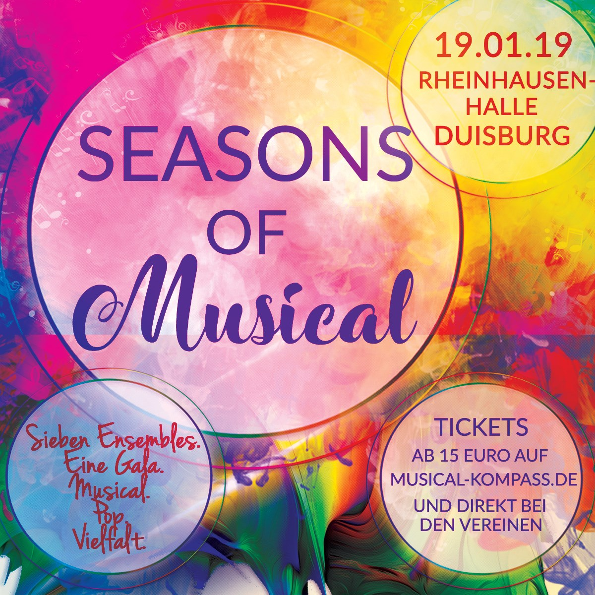 Gala - Seasons of Musical